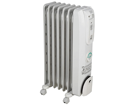 best DeLonghi EW7707CM  space heater for bedroom