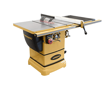 powermatic table saw review