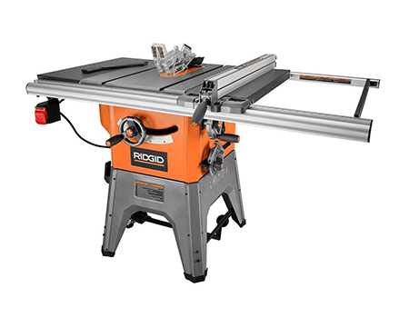 ridgid table saw review