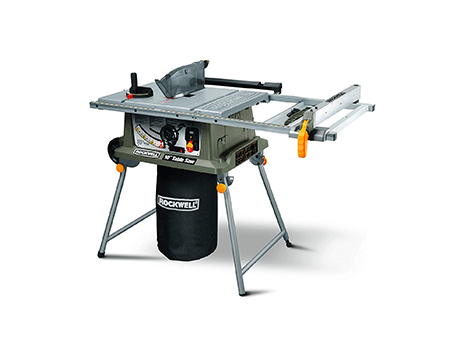 rockwell table saw review