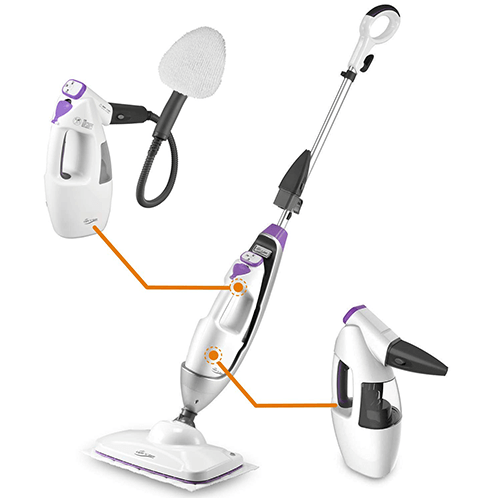 LIGHT 'N' Multipurpose Steam Cleaners
