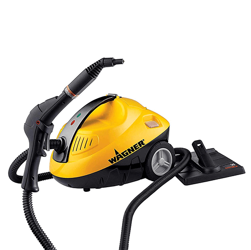 Wagner Spraytech steam cleaner for tile