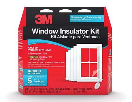 best window and door insulation