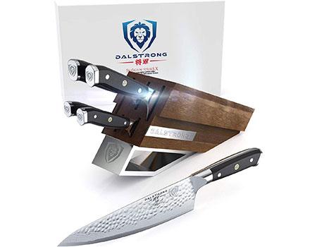 Best DALSTRONG Shogun Series Japanese Knife Set