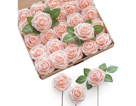 best outdoor artificial flowers