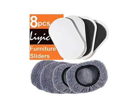 best furniture sliders for carpet