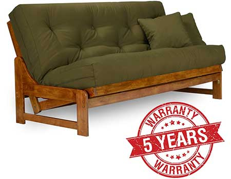 Nirvana Futons Arden Futon Frame best futons to sleep on