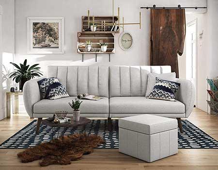 Novogratz Brittany best futon couch