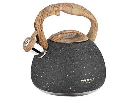 best Poliviar tea kettle for gas stove