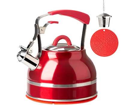 Best Secura Whistling Tea Kettle