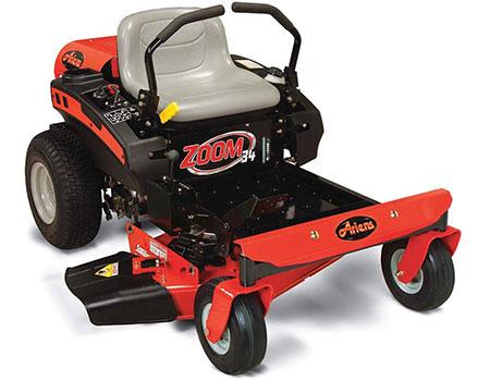 Ariens Zoom 34 best commercial zero turn mower