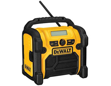 best worksite radio