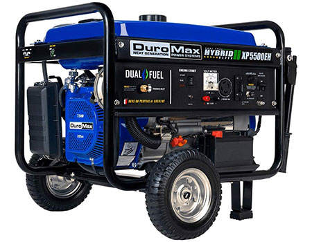 best portable generator for home power outage