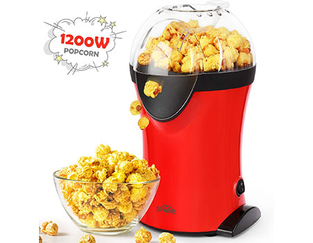 cuisinart pop and serve popcorn maker
