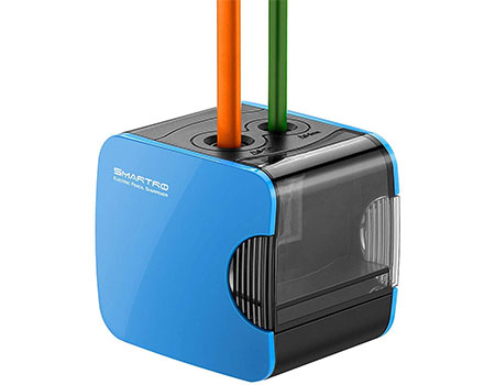 best pencil sharpener for colored pencils