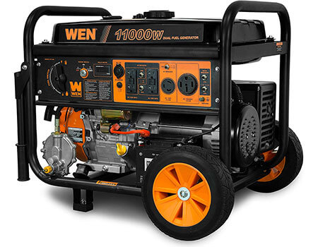 best dual fuel inverter generator
