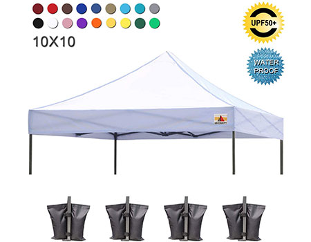 quick pop up canopy