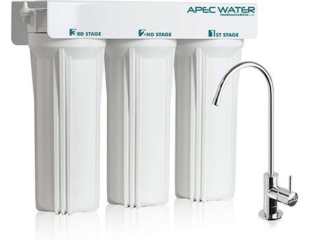 APEC 3 Stage Under-Sink Water Filter System