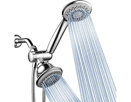 best handheld shower head for small shower
