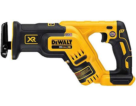 dewalt cordless reciprocating saw