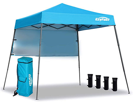 heavy duty pop up canopy