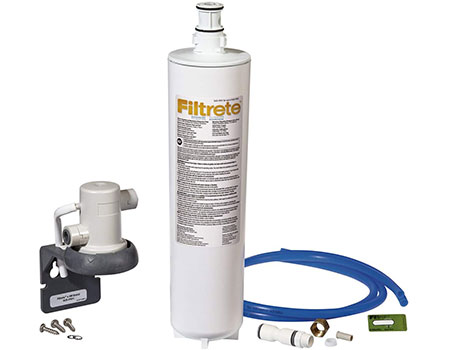 best under the sink water filter