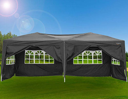 pop up canopies reviews