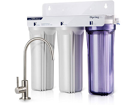 under sink water filter reviews