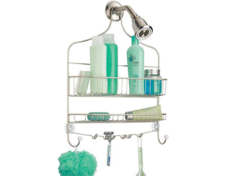 best shower caddy for gym
