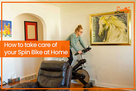How to take care of your Spin Bike at Home