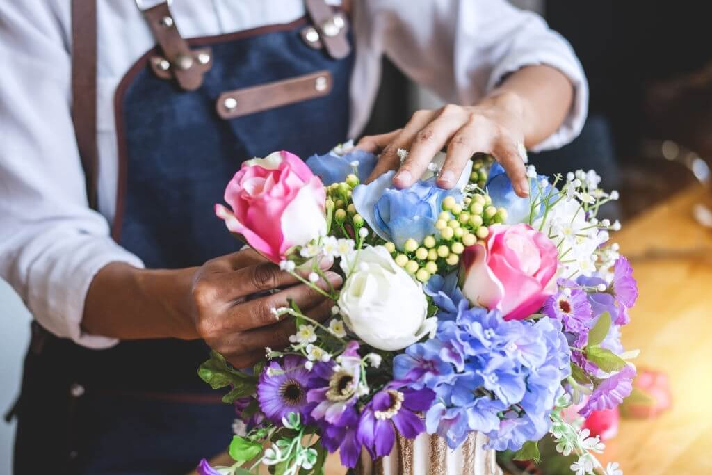 How to Clean and Maintain Silk Flowers