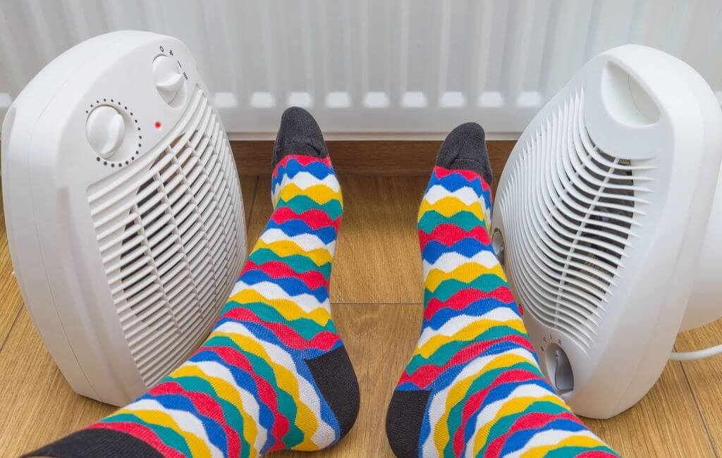 Benefits of Using an Electric Space Heater