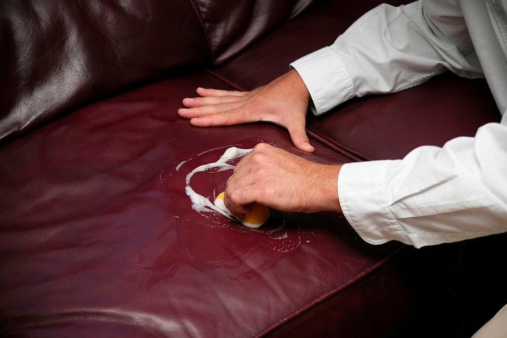 How to Get Smells out of Leather Couch