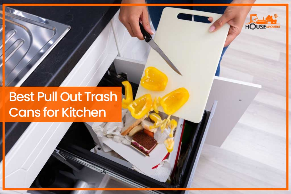 Best Pull Out Trash Cans for Kitchen