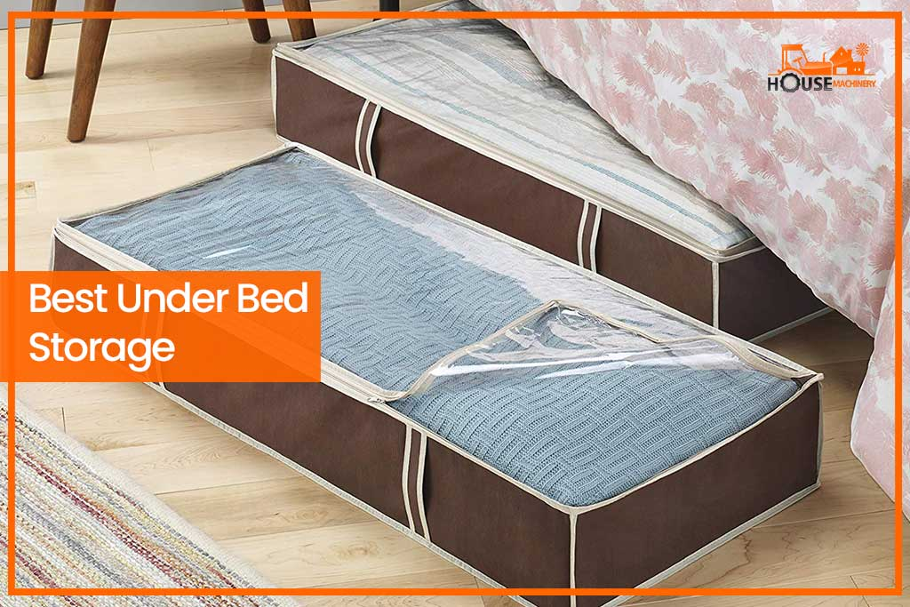 Best Under Bed Storage