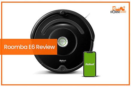 Roomba E6 Review