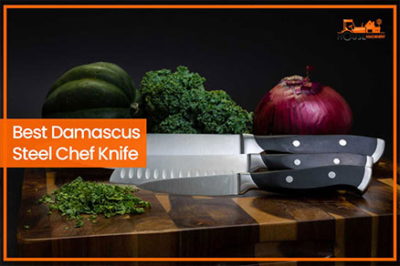Best Damascus Steel Chef Knife
